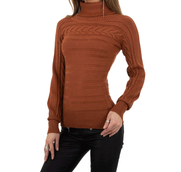 Damen Pullover von Whoo Fashion Gr. One Size
