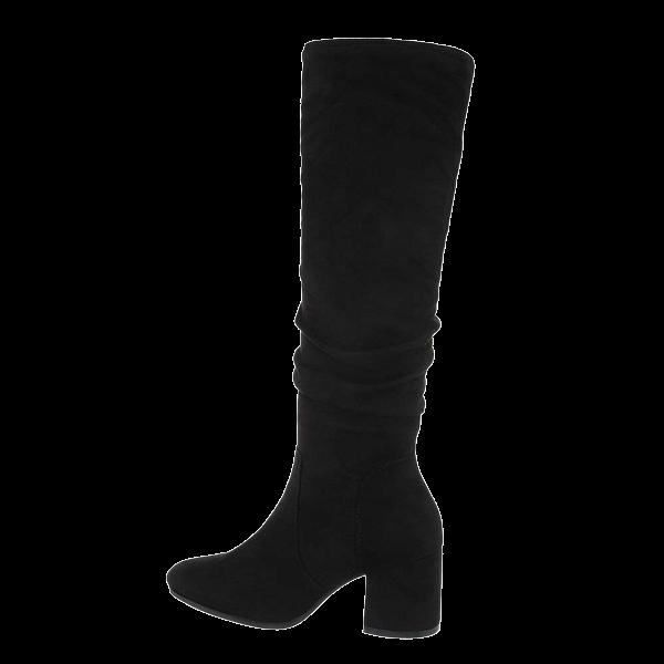 Damen Overknee-Stiefel
